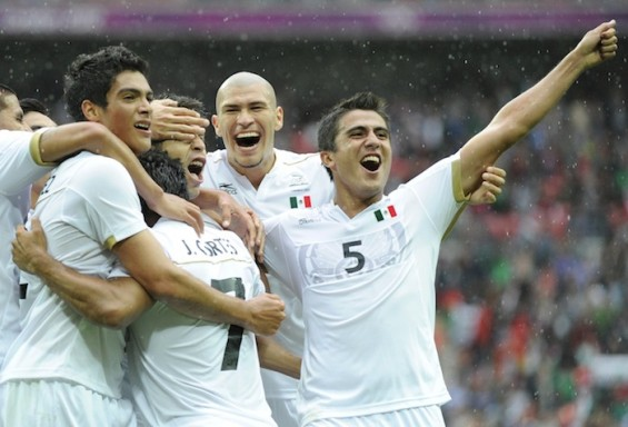 Brazil vs. Mexico 2012 Live Stream Football: Watch Online Men's Soccer ...