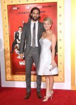 Kaley Cuoco & Ryan Sweeting