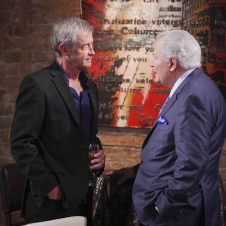 Victor learns his conflict with Clyde has turned violent on the Jan. 20, 2015 episode of 'Days of Our Lives'