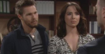 Liam puts a new plan to protect Ivy from Rick into action on the April 14, 2015 episode of 'The Bold and the Beautiful'