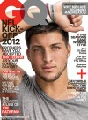 "Tim Tebow ""GQ"" magazine."