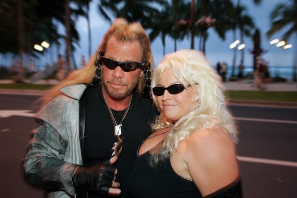 """Dog the Bounty Hunter"" Duane Chapman"