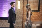Chad, feeling betrayed by Jordan, retaliates in a sneaky way on the Jan. 22, 2015 episode of 'Days of Our Lives'