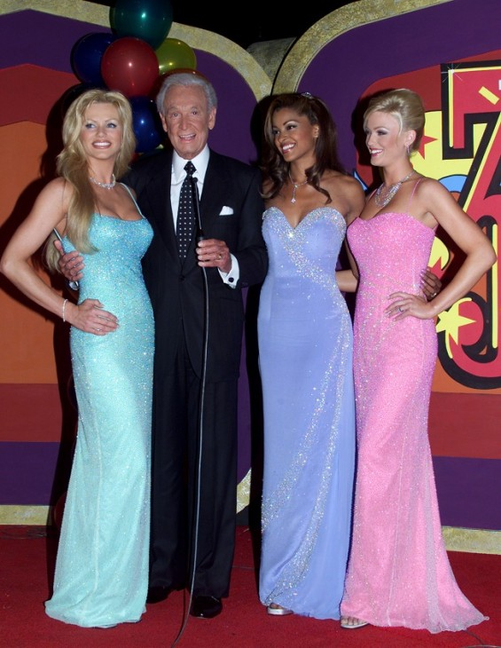 Bob Barker and His Ladies