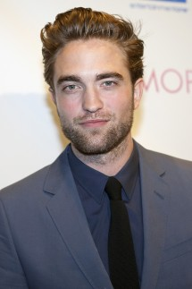 No. 2 Robert Pattinson