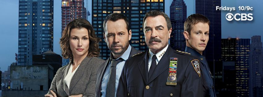 Blue Bloods Logo 'blue Bloods' Season 6