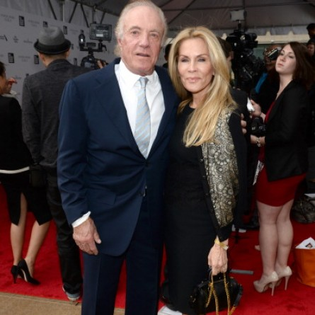 James Caan and his wife, Linda