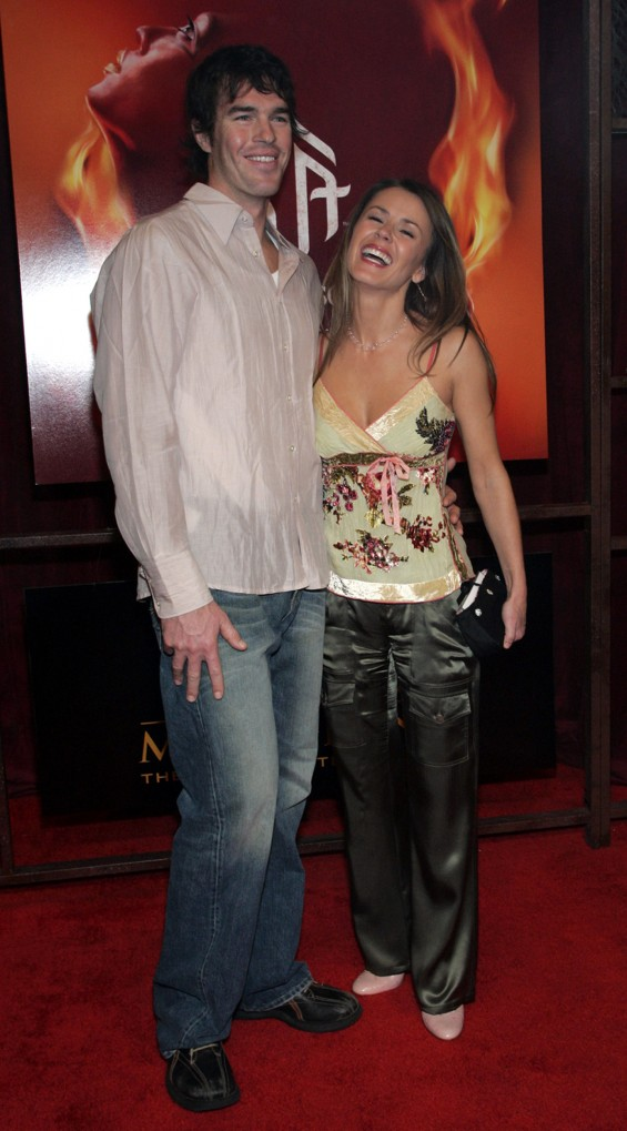 Reality TV stars Ryan and Trista Sutter