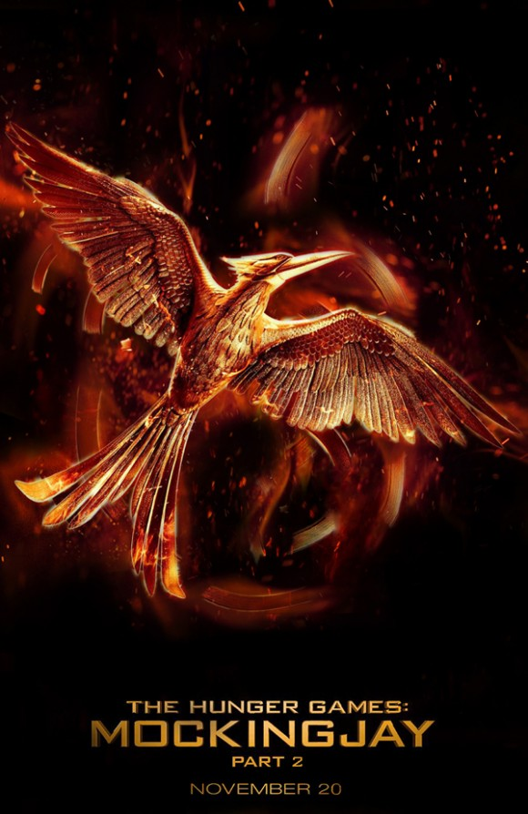 Hunger games mockingjay part 2 poster photo hunger games