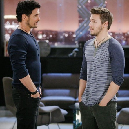 Liam and Bill put a shocking new plan into action on the Jan. 29, 2015 episode of 'The Bold and the Beautiful'