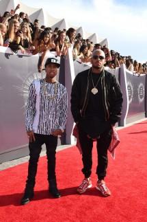 Tyga & Chris Brown
