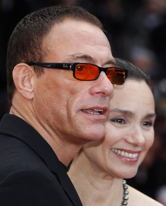 Jean-Claude Van Damme admits to cheating on his fourth wife during an interview