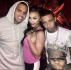 Chris Brown, Masika Tucker, Yung Berg