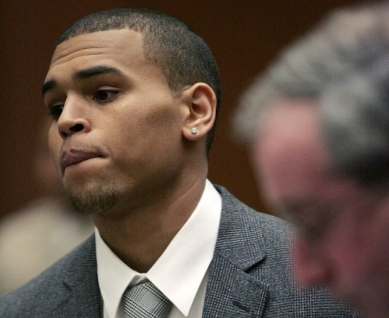 Chris Brown pleaded guilty to assaulting Rihanna.