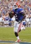 Jeffery Demps was a Florida Gators running back