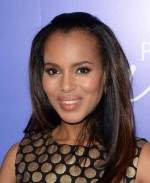 Scandal Actress Kerry Washington