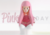 Nicki Minaj's Pink Friday perfume bottle