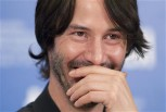"Actor Keanu Reeves attends a news conference to promote the film ""Henry's Crime"" during the 35th Toronto International Film Festival, September 14, 2010."