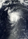 A tropical storm approaching the U.S. may turn into Hurricane Isaac
