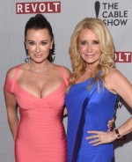 Real Housewives of Beverly Hills Stars Kyle and Kim Richards