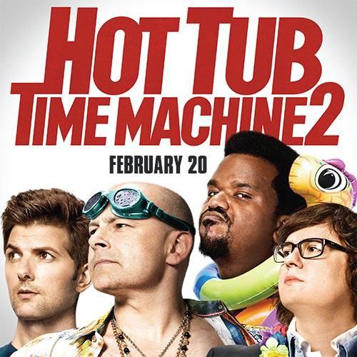 tub time machine 2 cast