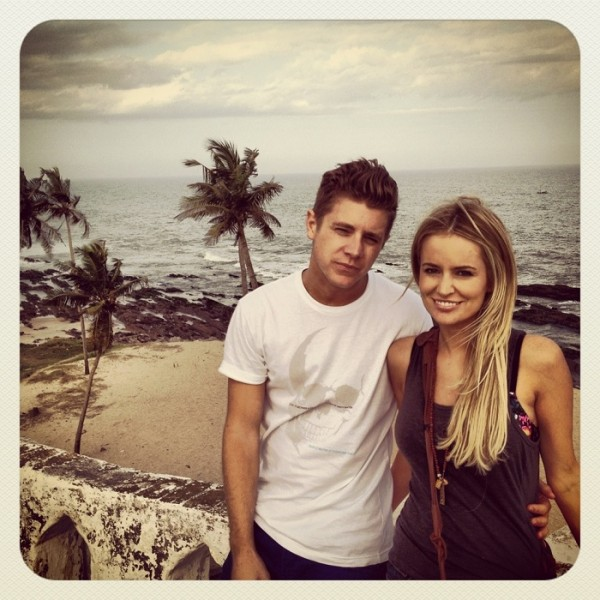 emily maynard and jef holm photo twitter jefholm emily maynard and jef