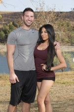 Jackie and Jeff on season 26 of 'The Amazing Race'