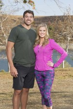 Tyler Adams and Laura Pierson of 'The Amazing Race'