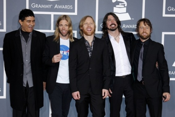 "Foo Fighters front man Dave Grohl announced at the Reading Festival 2012 that the performance would be the band's ""last show for a long time."""