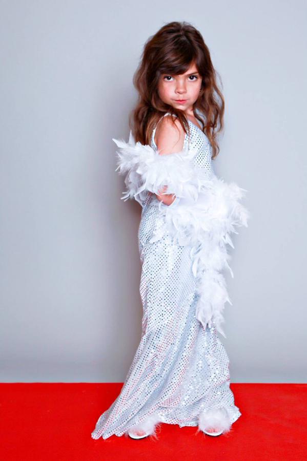 Foto di Farrah Abraham & il suo Figlia  Sophia Laurent Abraham