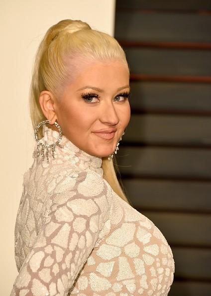 Taille et mensurations de Christina Aguilera