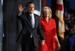 Mitt Romney and Ann Romney