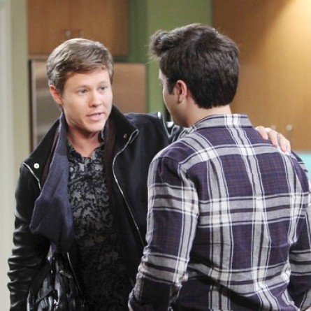 Desperate to save his marriage, Will pleads with Sonny to forgive him on the February 25, 2015 episode of 'Days of Our Lives'