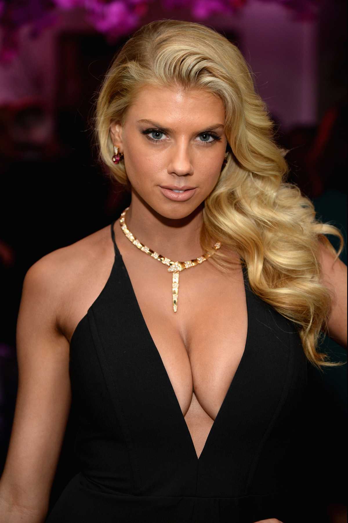 Charlotte McKinney earned a  million dollar salary, leaving the net worth at 1 million in 2017