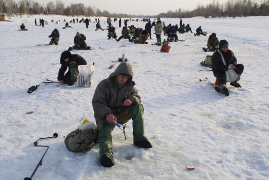 рыбалка в нижнекамске 2016