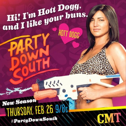 Who will win Hott Dogg's heaart on 'Party Down South?'
