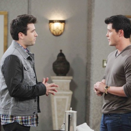 Paul presses Sonny to answer an uncomfortable question concerning his marriage to Will on the March 2, 2015 episode of 'Days of Our Lives'