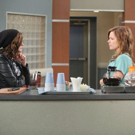 Theresa is furious when she learns of Melanie's investigation on the March 4, 2015 episode of 'Days of Our Lives'