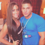 """Jersey Shore"" couple Ronald ""Ronnie"" Ortiz-Magro and Samantha Rae ""Sammi"" ""Sweetheart"" Giancola"