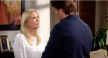 Brooke is confronted for trying to split up Deacon and Quinn on the March 5, 2015 episode of 'The Bold and the Beautful'