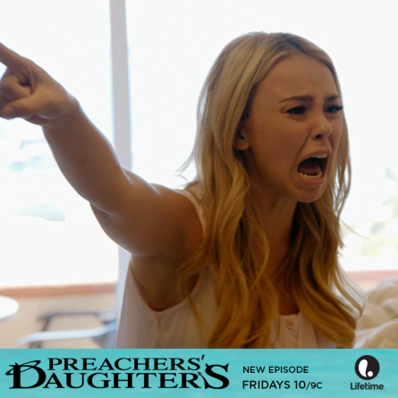 Kayla may leave the mission on the March 6, 2015 episode of 'Preacher's Daughters'