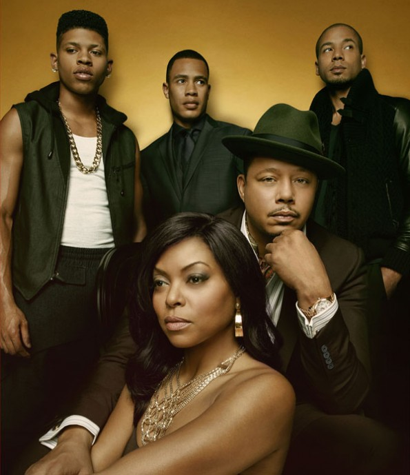 The cast of 'Empire'