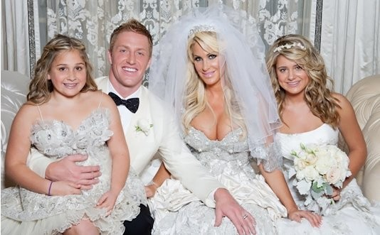 Kim Zolciak and Family