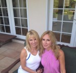 Ramona Singer and Sonja Morgan