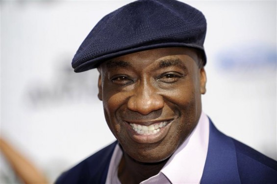Actor Michael Clarke Duncan arrives at the 2010 BET Awards in Los Angeles in this June 27, 2010 file photo.