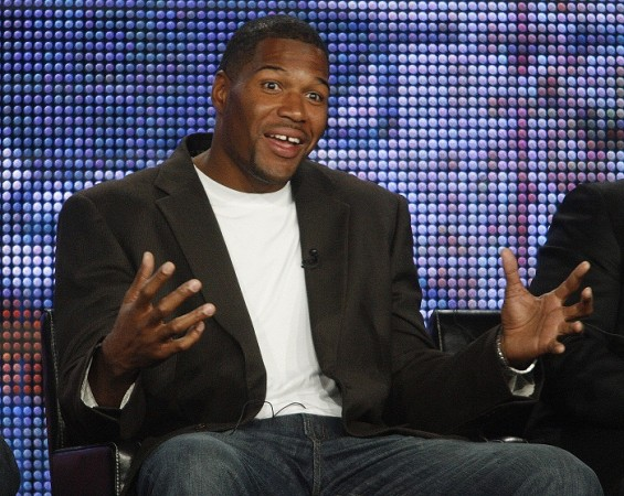 Michael Strahan
