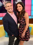 Andy Cohen & Bethenny Frankel