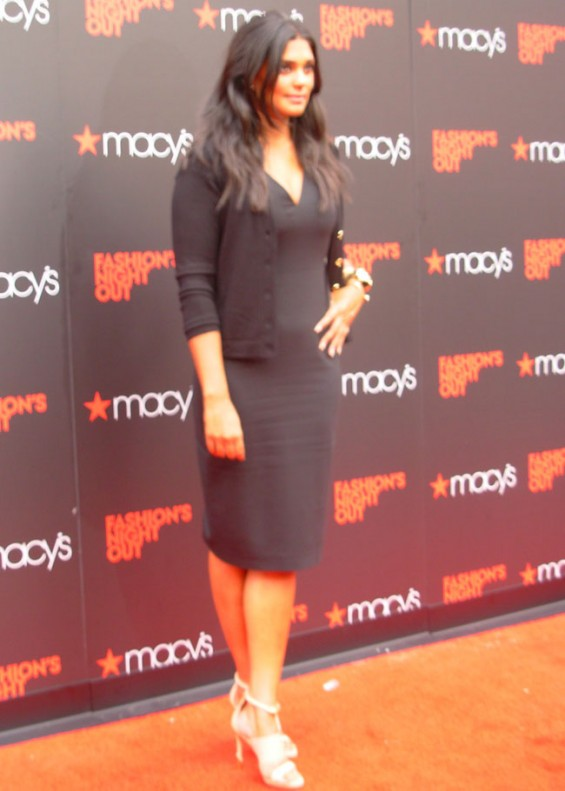Designer Rachel Roy