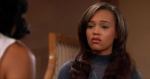 Nicole confronts Maya for lying on the March 24, 2015 episode of 'The Bold and the Beautiful'