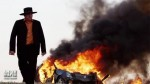 Levi's car isn't the only thing going up in flames on 'Amish Mafia'